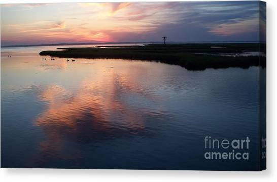 Ocean City Md  Canvas Print