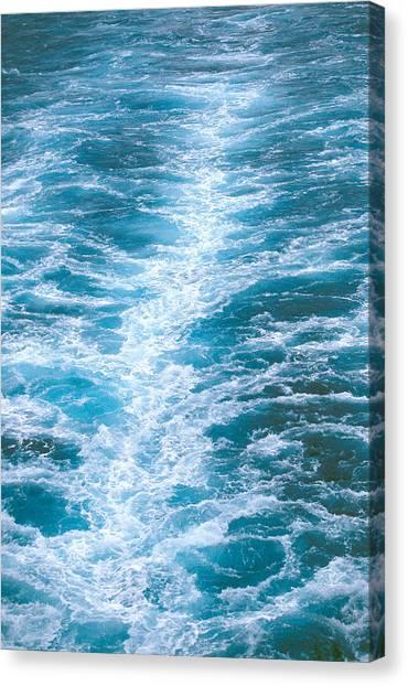 Ocean View. Canvas Print by Oscar Williams