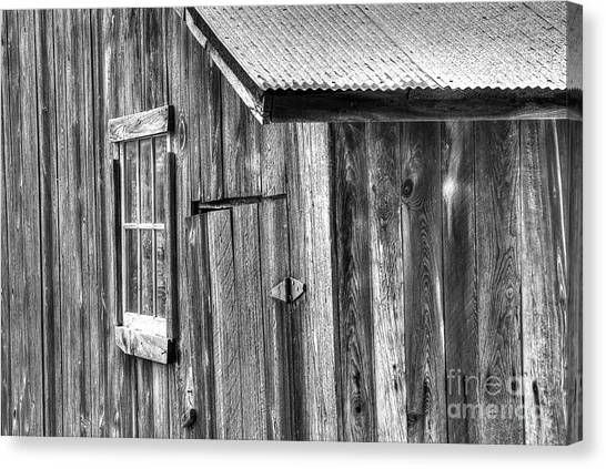 Oneida Canvas Print - Olsen Barn At Port Oneida by Twenty Two North Photography
