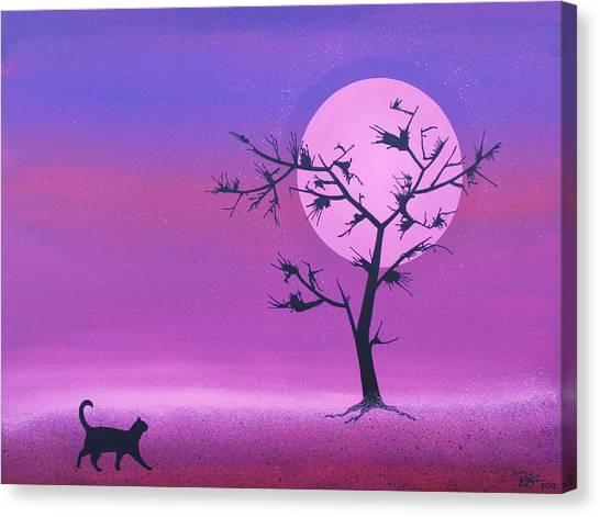Omen Canvas Print by Lance Bifoss