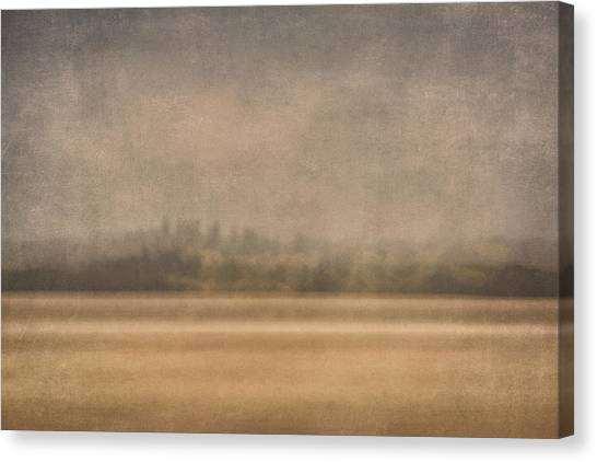 Storms Canvas Print - Oregon Rain by Carol Leigh