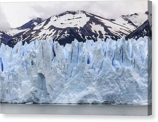 Perito Moreno Glacier Canvas Print - Perito Moreno Glacier by Alfred Pasieka/science Photo Library