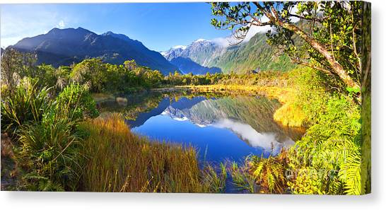 Peter's Pool Canvas Print