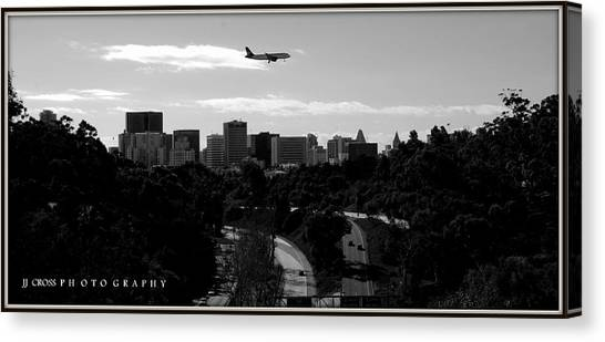 Photography Canvas Print by JJ Cross