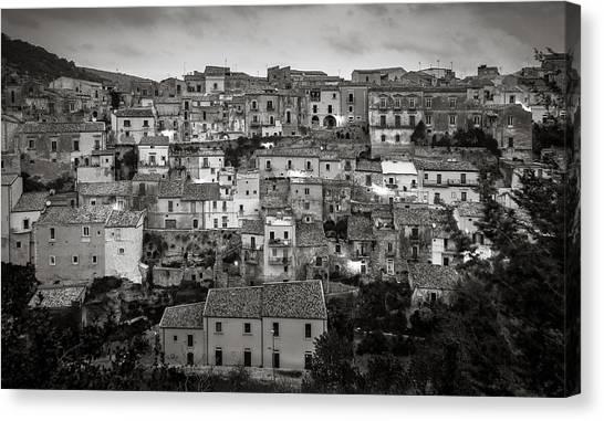 Ragusa Canvas Print