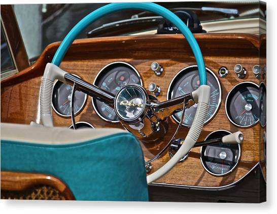 Riva Dash Canvas Print