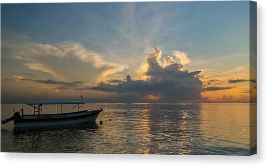 Sanur Beach - Bali Canvas Print