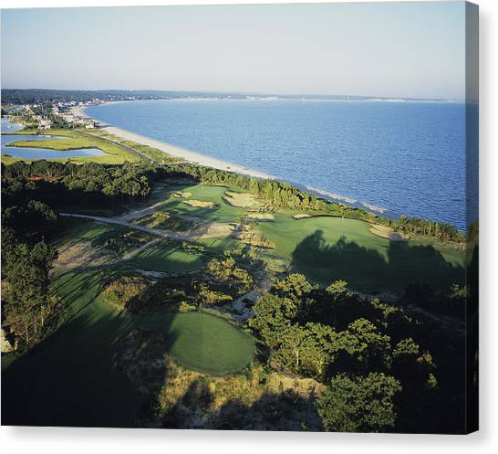Sebonack National Golf Club Canvas Print