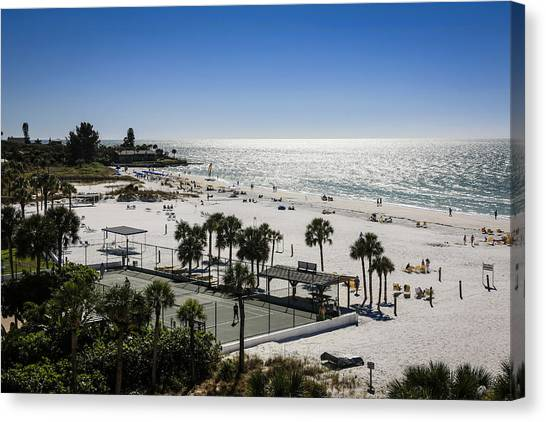Siesta Key Canvas Print