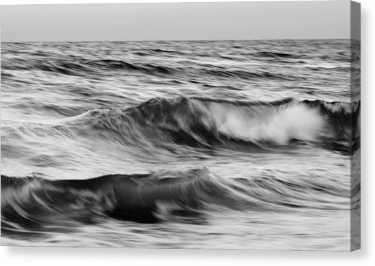 Ansel Adams Canvas Print - Soul Of The Sea by Laura Fasulo