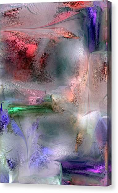 Spikemoss Nb 2 Canvas Print