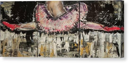 Split Endz Canvas Print