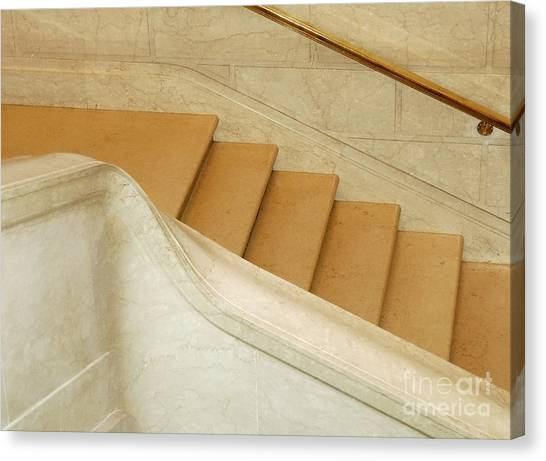 Stairs 5 Canvas Print