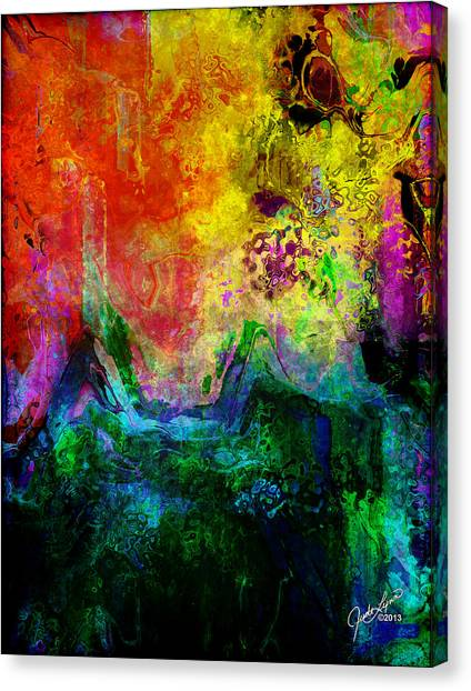 Summer Solstice Canvas Print