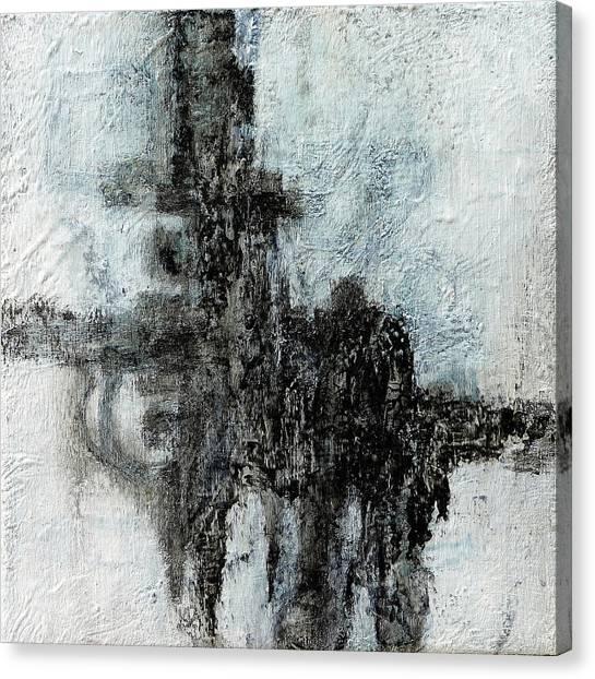 Super Structure Canvas Print