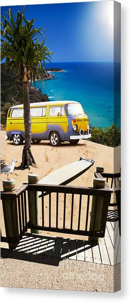 Island .oasis Canvas Print - Surfers Paradise by Jorgo Photography - Wall Art Gallery