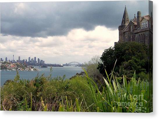 Sydney Australia Canvas Print by John Potts