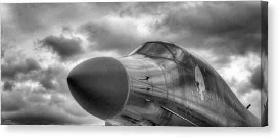 National Guard Canvas Print - The Bone by JC Findley