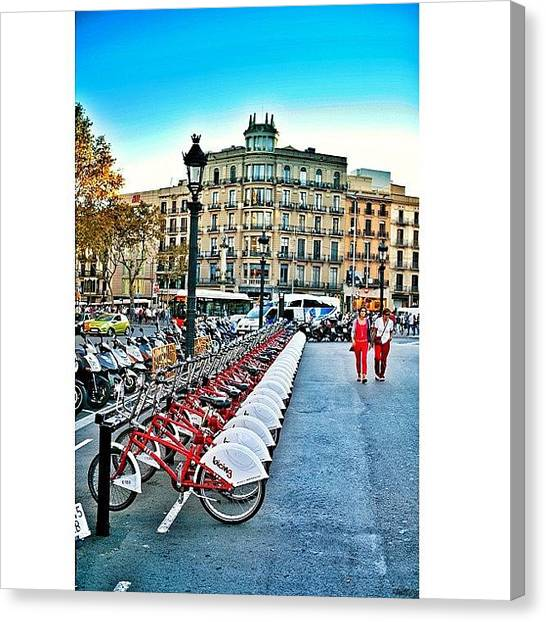 Trip Canvas Print - #travel #traveling #travelling by Tommy Tjahjono