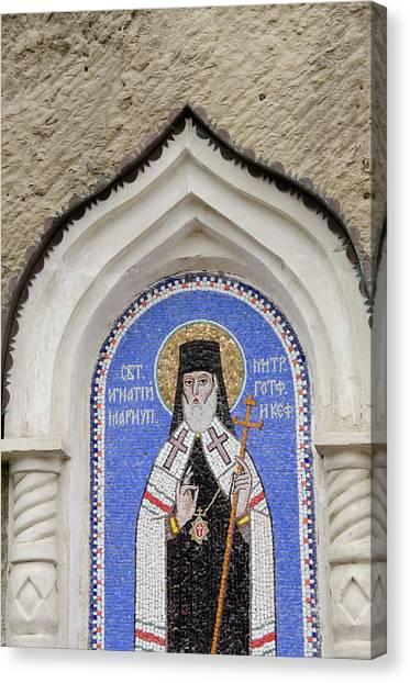 Orthodox Art Canvas Print - Ukraine, Sevastopol Area, City by Cindy Miller Hopkins