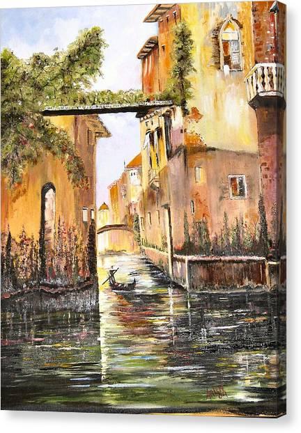 Venice- Italy Canvas Print