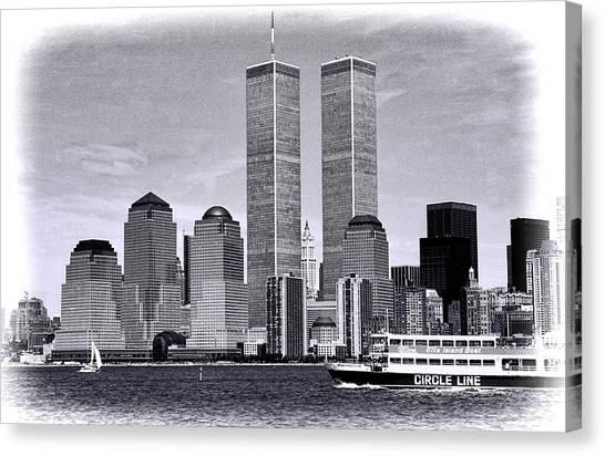 World Trade Center 3 Canvas Print