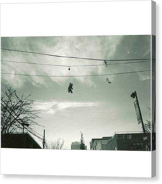 Mermaids Canvas Print - #yashicat4 by This World
