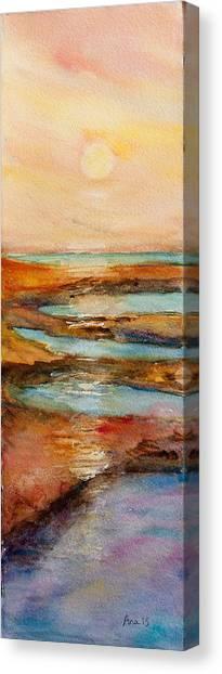 Ying Yang Canvas Print by Anais DelaVega
