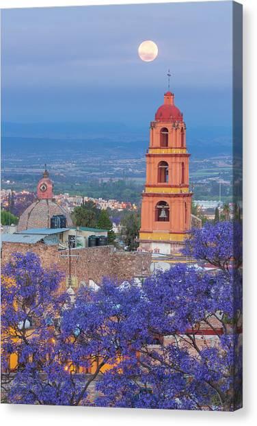 Guanajuato Canvas Print - Mexico, San Miguel De Allende by Jaynes Gallery