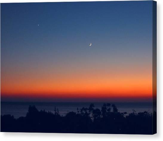 1001 Nights Canvas Print