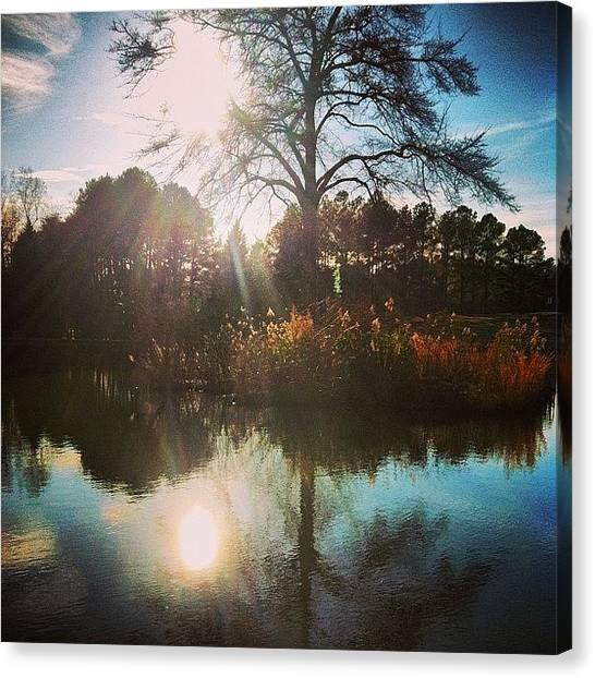 South Carolina Canvas Print - Instagram Photo by Jennifer Gaida