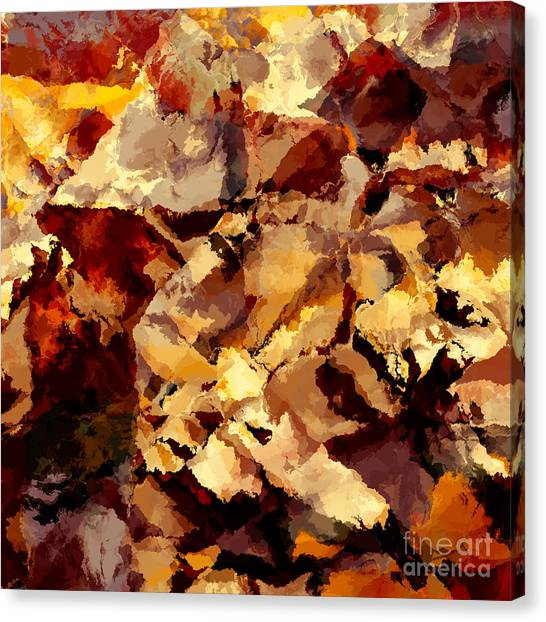 Abstract Canvas Print by T White