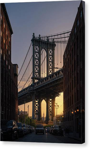 View Canvas Print - Untitled by David Mart?n Cast?n