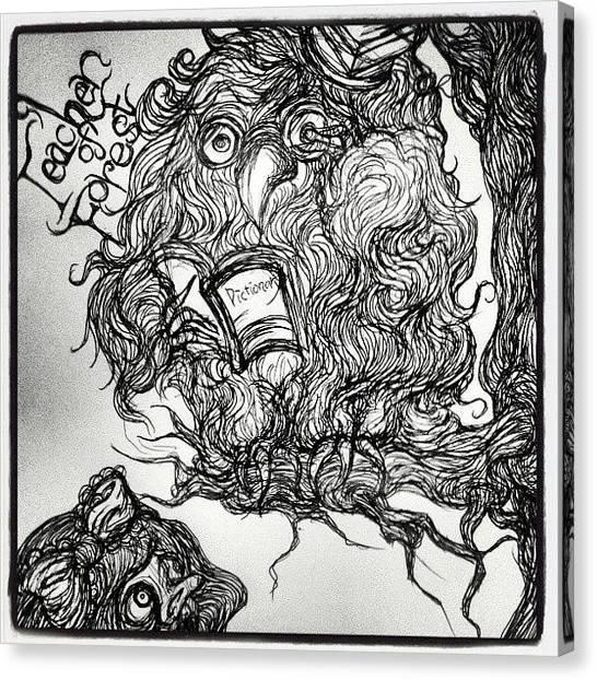 Owls Canvas Print - Instagram Photo by Akiko Okabe
