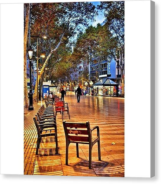 Trip Canvas Print - Instagram Photo by Tommy Tjahjono