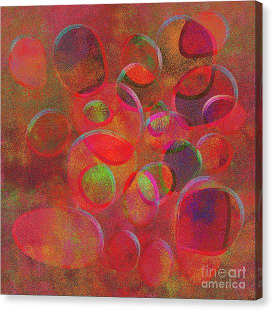 1153 Abstract Thought Canvas Print