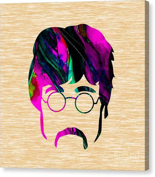 John Lennon Wall Canvas Prints (Page #6 of 7) | Fine Art America