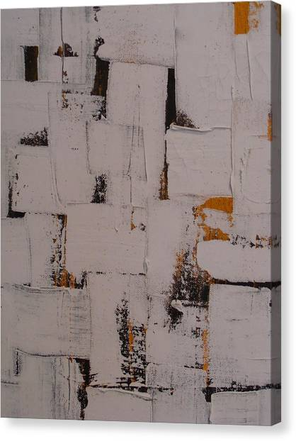 Untitled Canvas Print by Etel Canalis