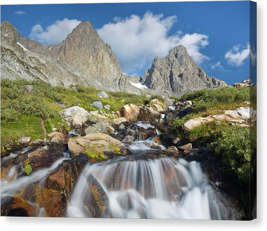 Ansel Adams Canvas Print - Usa, California, Inyo National Forest by Jaynes Gallery