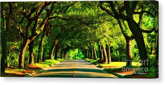 12th Avenue Canvas Print