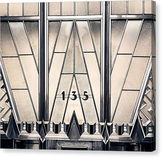 135 E 42nd - Chrysler Building Canvas Print
