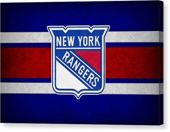 New York Islanders Canvas Print - New York Islanders by Joe Hamilton
