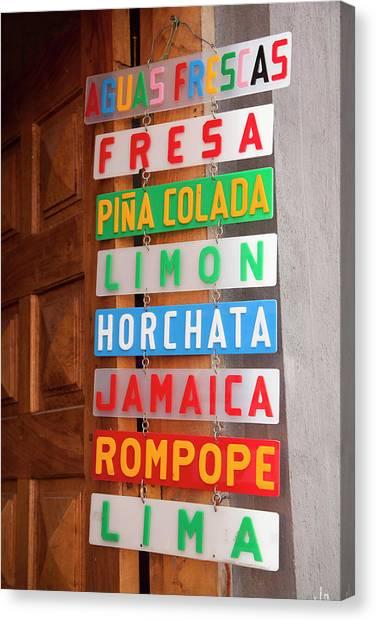 Guanajuato Canvas Print - North America, Mexico, Guanajuato by John and Lisa Merrill