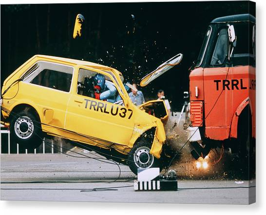 Crash Test Dummy Canvas Prints Fine Art America