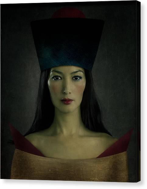 Texture Canvas Print - Untitled by Svetlana Melik-nubarova