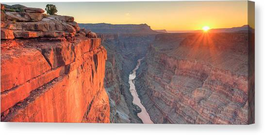 Grand Canyon Canvas Print - 170121946 by Nicholas De La Cruz