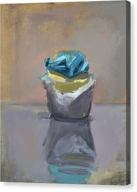 Cakes Canvas Print - Rcnpaintings.com by Chris N Rohrbach