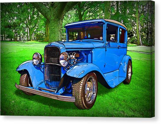 1930 Ford Canvas Print