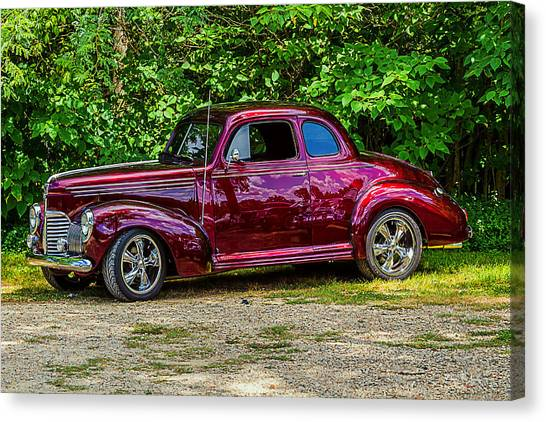 1939 Studebaker Champion Canvas Print
