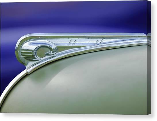 Dodge - Plymouth - Chrysler Automobiles Canvas Print - 1947 Dodge Gi Joe by Jill Reger